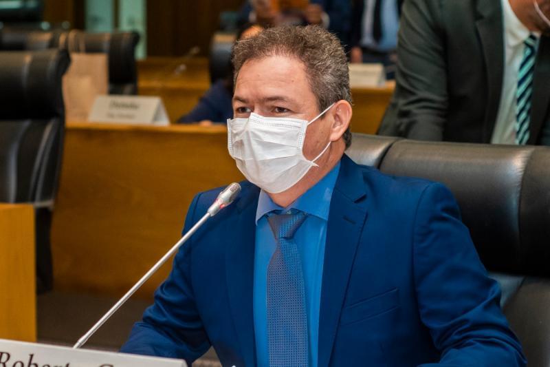 Rafael Leitoa encaminha aprovação do Aluguel Maria da Penha, importante ferramenta de proteção contra a violência doméstica (Fonte: Elias Auê)