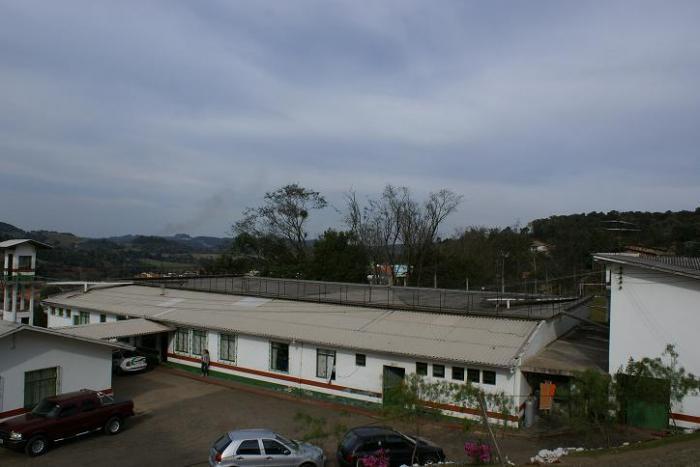 Presídio Regional de Concórdia – Foto: Reprodução/ND