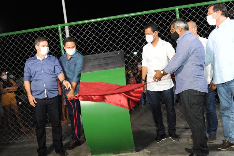 Mais lazer para os timonenses. Inaugurado primeiro Parque Ambiental da Cidade