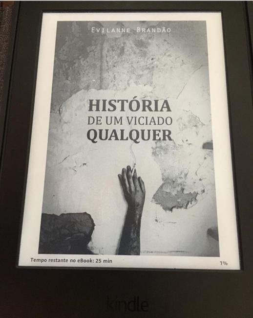 Escritora Evilanne Brandão lança seu primeiro ebook