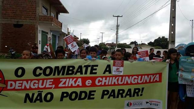 Ações contra o mosquito Aedes são intensificadas em Pimenteiras