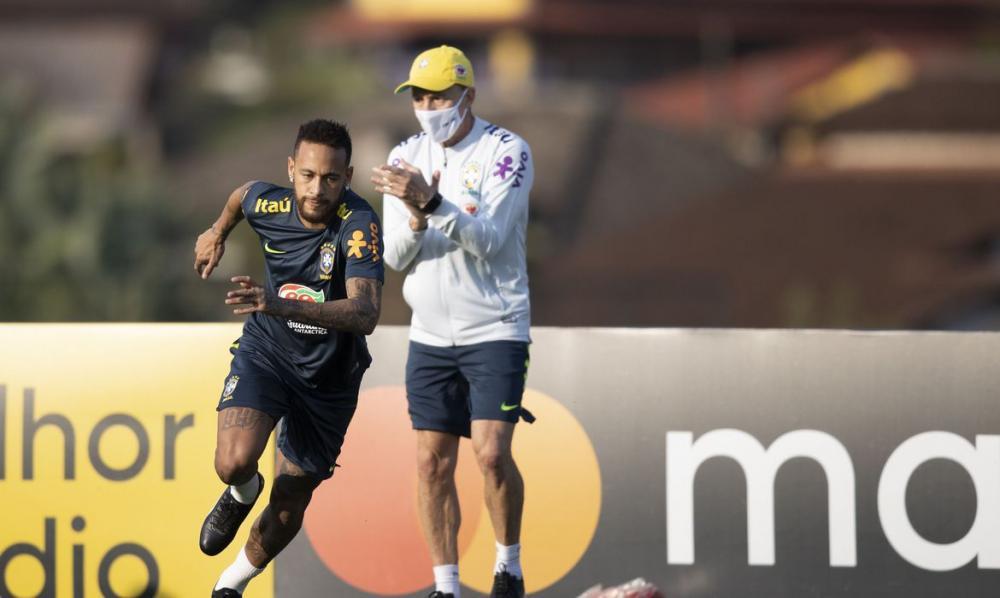 Lucas Figueredo/CBF