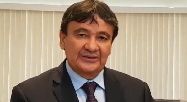 Governador Wellington Dias faz desabafo e diz que baixaria eleitoral começou