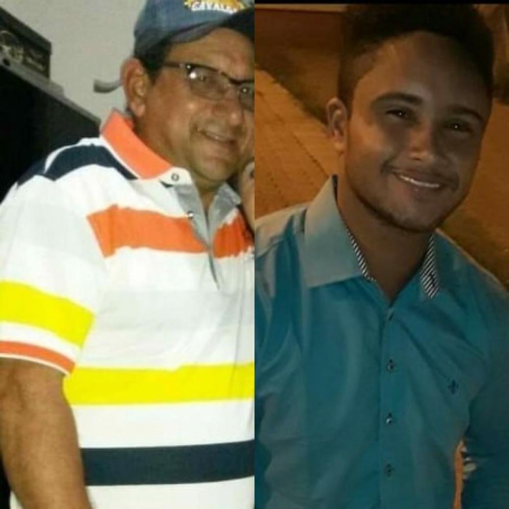 Grave acidente tira a vida de dois homens próximo ao município de Paraibano