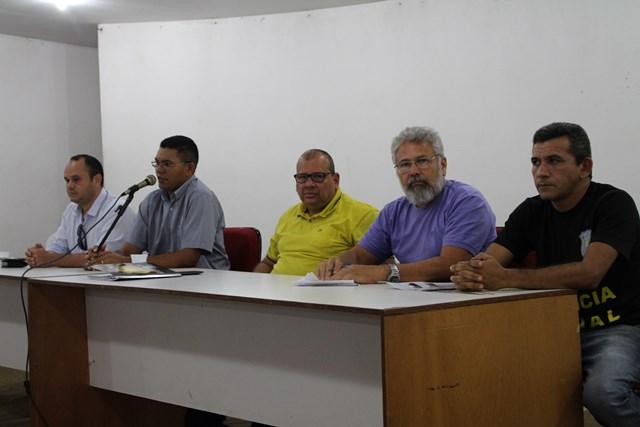 Polícia Civil do Piauí anuncia paralisação por tempo indeterminado