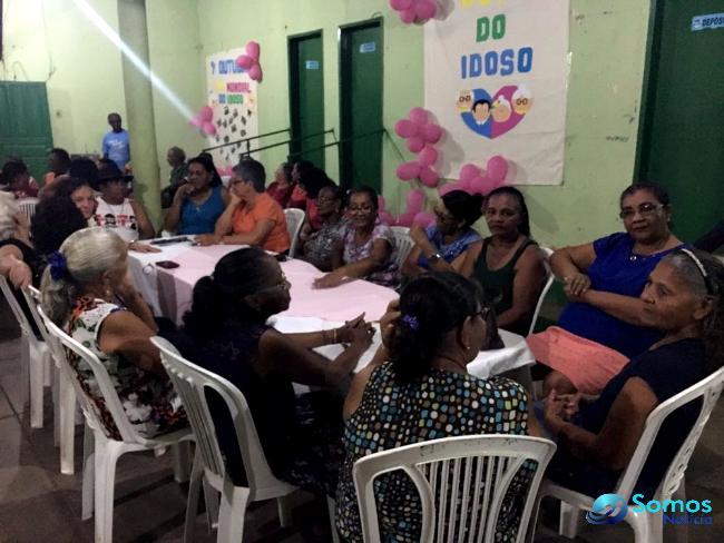 Prefeitura de Amarante realiza Semana do Idoso com atividades recreativas