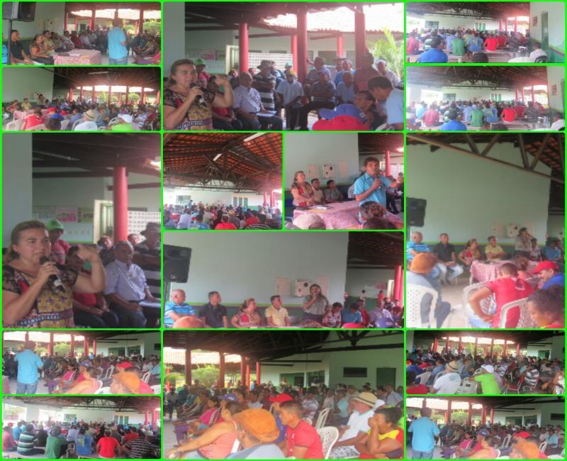 Prefeitura reuniu encarregados pelos roços na semana caçadeira, em São João do Arraial
