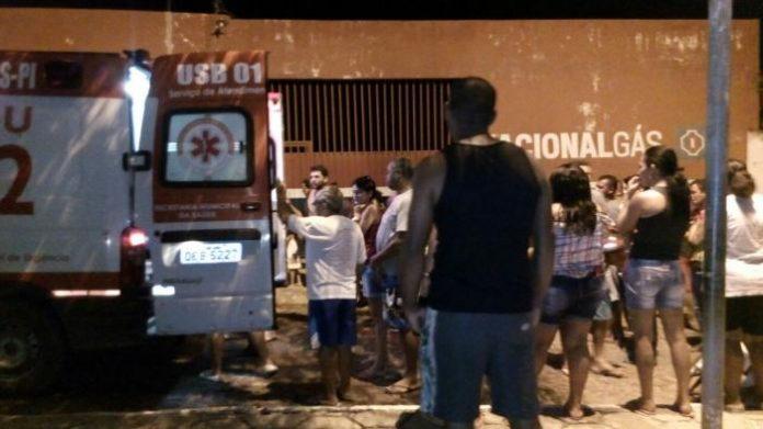 Motociclista atropela pai de ex-prefeito da cidade de Bom Jesus