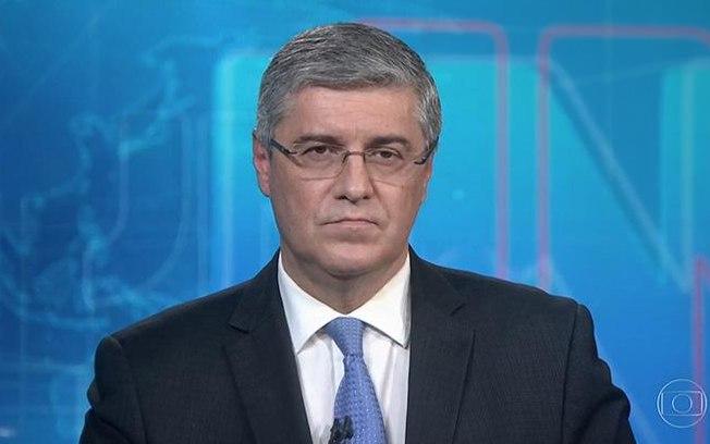 Jornalista Flávio Fachel - Foto: Reprodução/TV Globo