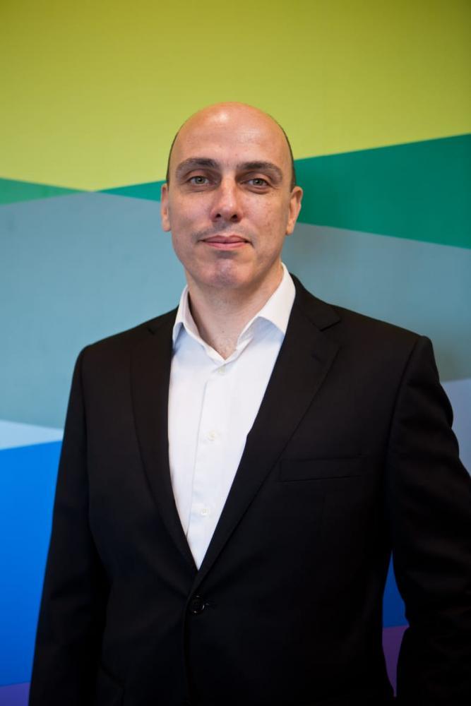 Adriano Pistore, vice-presidente de Operações Presenciais da Estácio.