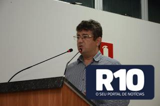 Promotor da 11ª Zona Eleitoral Dr Marcelo de Jesus
