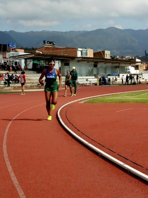 Olhodaguense se prepara para disputar os jogos olímpicos