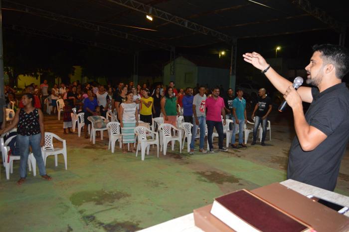 Igreja Batista Bereana realizou visitas e culto em Currais