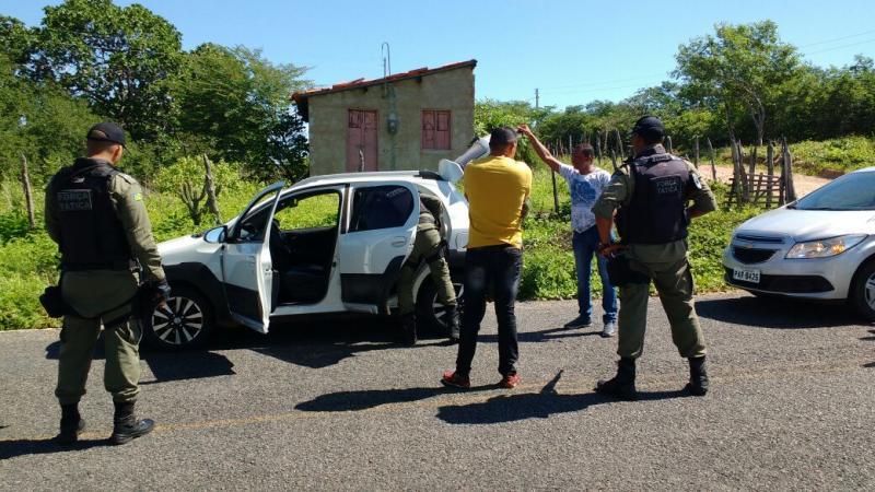 Operação da Polícia Militar prende 22 pessoas na capital e interior
