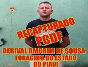 Preso em Goiás acusado de participar da morte de vendedor ambulante em Oeiras