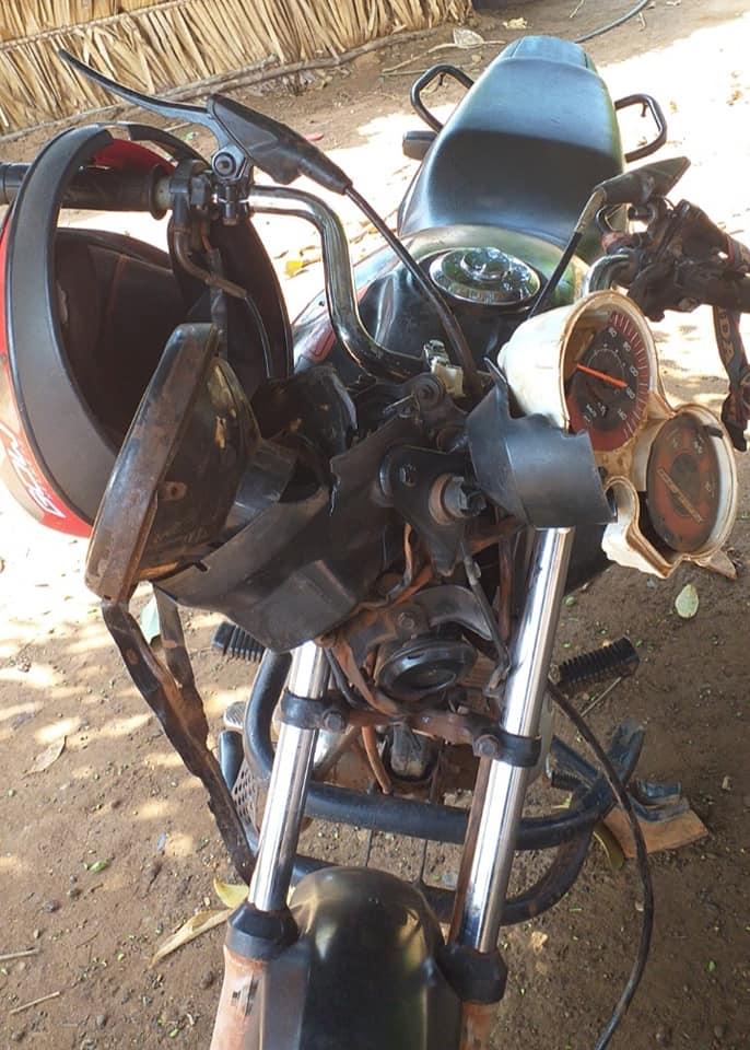 Homem perde a vida ao bater de moto em um cavalo na MA-270
