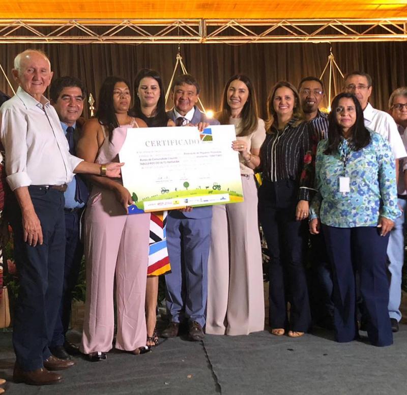 Assentamentos rurais de Floriano são beneficiados com a certificação da quitação de imóveis