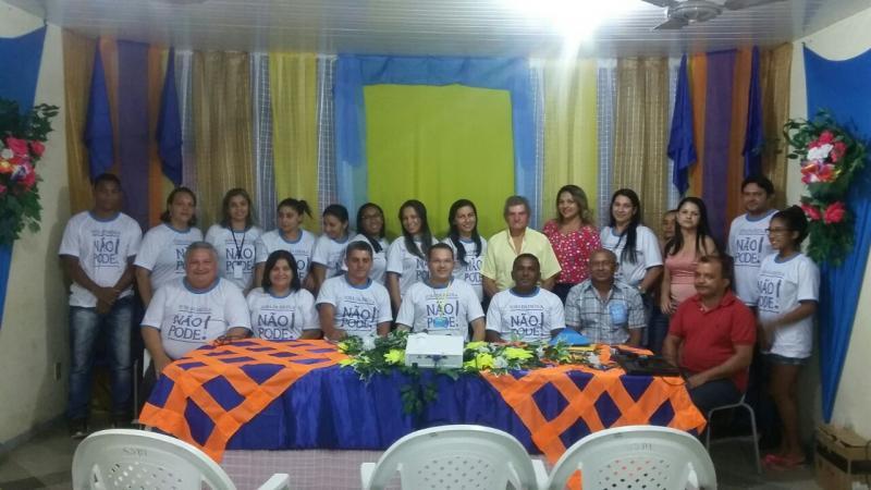 Lagoinha do Piauí Em busca do Selo UNICEF, Município faz apresentação da Comissão Intersetorial