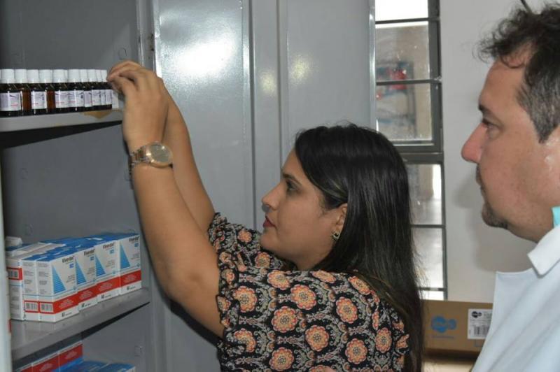 Secretaria de Saúde faz entrega de medicação em Centros de Atenção Psicossocial de Floriano