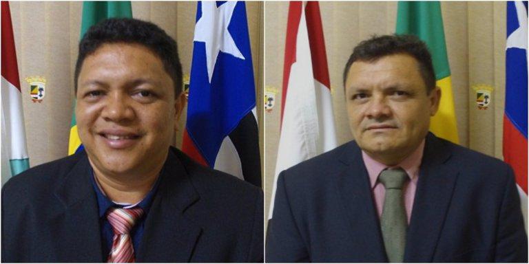 Câmara de Pinheiro recebe pedido de cassação dos vereadores Alessandro Montenegro e Ednildo Rodrigue