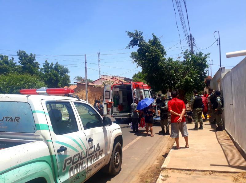 Ciclista fica ferida após ser colhida por carro no norte do Piauí
