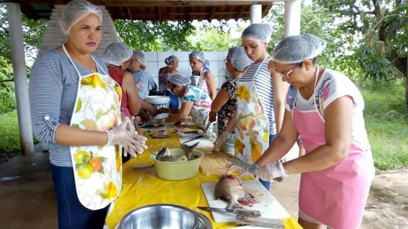 Nazária realiza 1º Festival do Peixe em parceria com o Sebrae