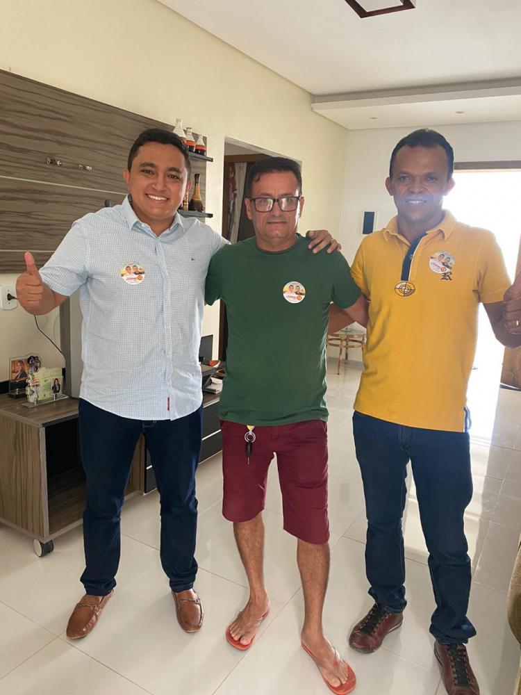Candidato a Vereador do PP adere ao grupo de Dr. Fabiano Araújo