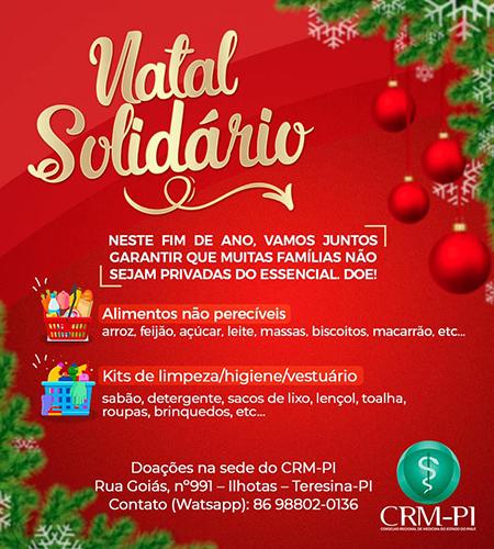 Campanha de Natal arrecada doações para famílias carentes