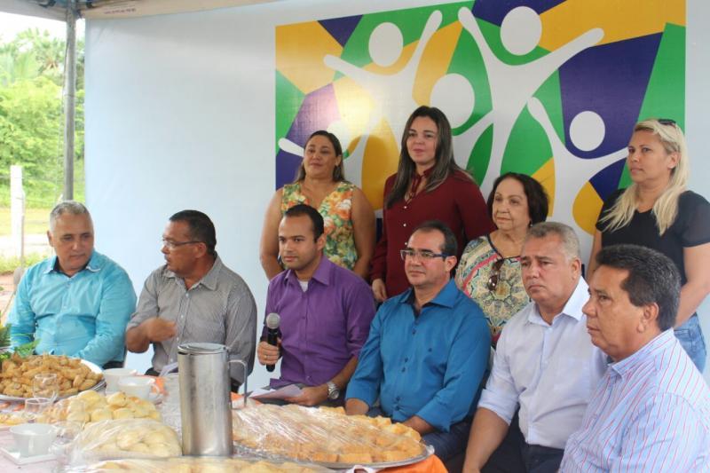 Prefeitura realiza o 1º Festival do Peixe do município de Nazária