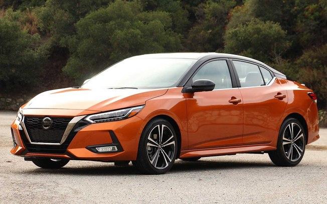 Nissan Sentra: detalhes do modelo renovado que poderá enfrentar Corolla