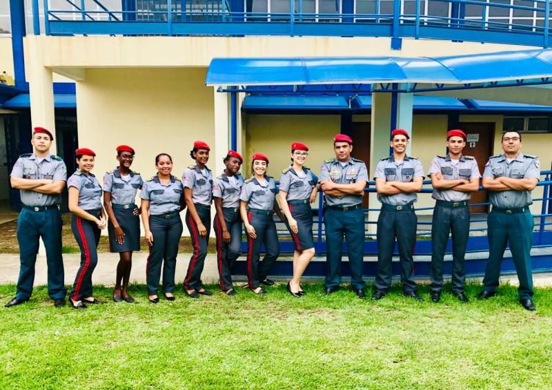 Seletivo para o Colégio Militar Tiradentes V oferece 190 vagas