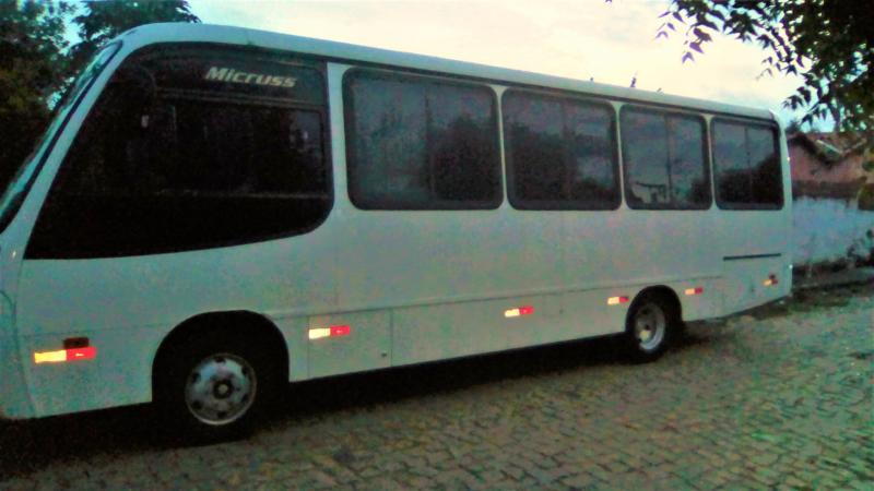 Prefeitura Municipal adquiri mais um veículo para transportar estudantes do curso superior