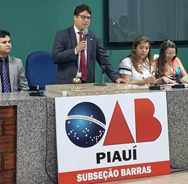 OAB se manifesta sobre abordagem a advogado em Matias Olímpio