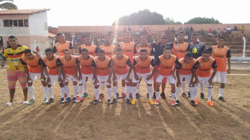 Seleção de Monsenhor Gil vence jogo contra Aroazes e fica mais próxima da classificação