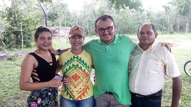 Prefeito do municipio de Beneditinos do Piaui, Jullyvan Mendes