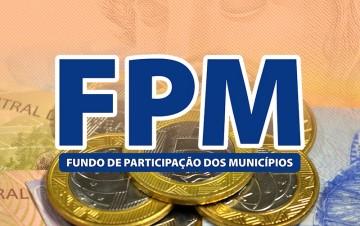 1º repasse do FPM de outubro totaliza R$ 2,5 bi e cai na conta das prefeituras nesta terça