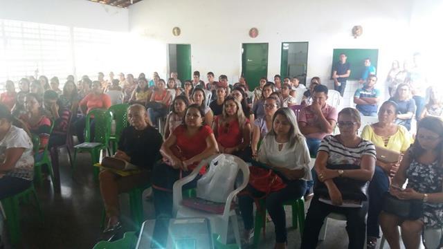 3°Conferência Municipal de Educação é realizada em Pimenteiras
