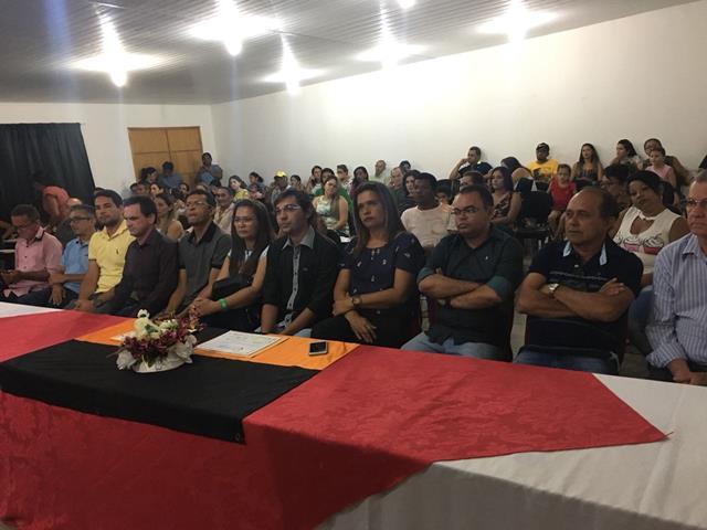 Obra Kolping e Cultura de Pimenteiras entregam certificados Toca Piauí