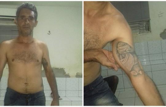 Confundido com fugitivo de presídio de Esperantina, andarilho é detido em Cabeceiras