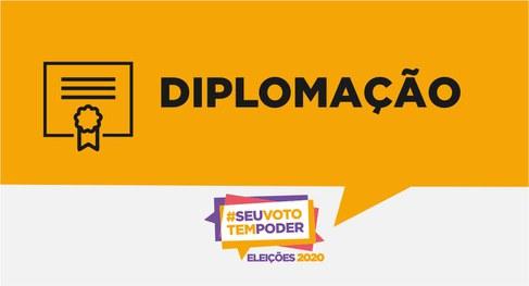 Diplomação dos eleitos acontecerá dia 18 de dezembro em Matias Olimpio