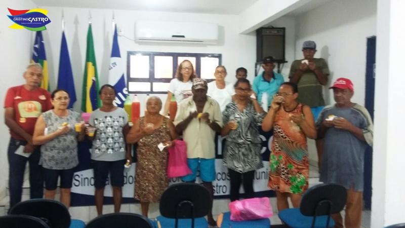Secretaria de Saúde realizou Encontro do Programa Hiperdia