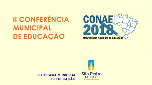 Evento será aberto a todos os interessados em contribuir com a educação