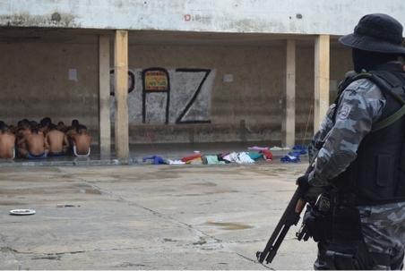 Operação 'Intimorato' é deflagrada em presídios do Piauí