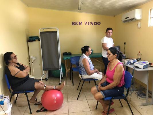 Fisioterapia de qualidade em Colônia do Gurgueia