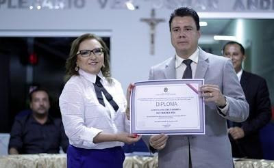 Prefeita de Nova Olinda Iracy Weba e vice Zé Alberto têm diplomas cassados