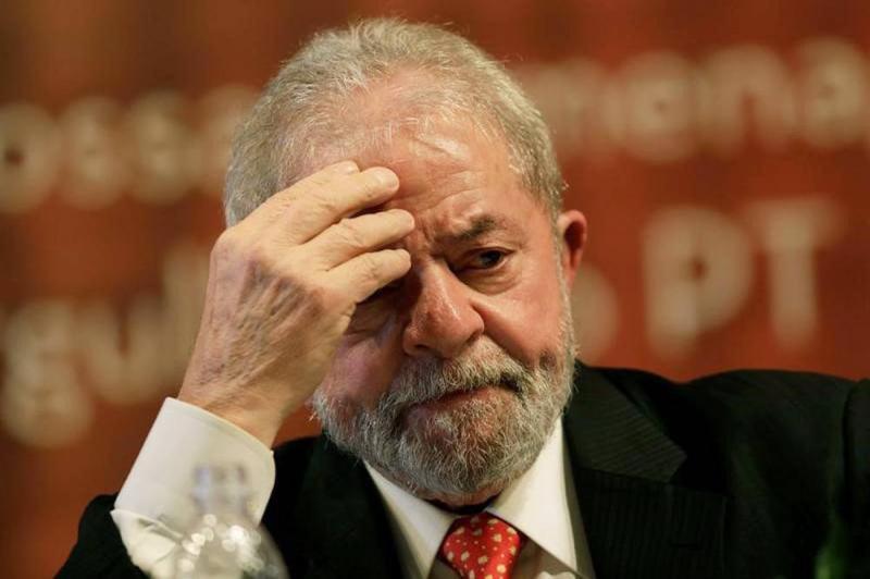Lula diz que está