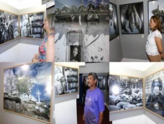 Museu de Arte Sacra recebe exposição que retrata paisagens e olhares do Nordeste
