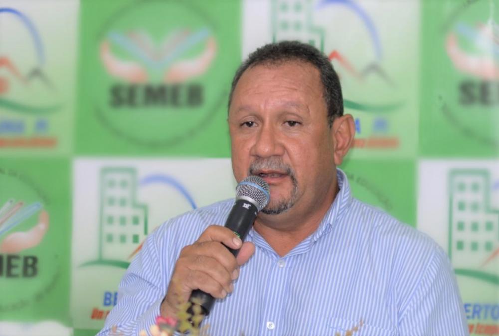 Prefeito Geraldo Fonseca - Foto: Cidade Luz