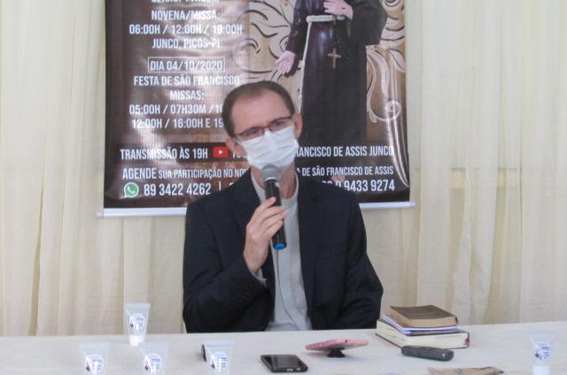Padre Sebastião Santos