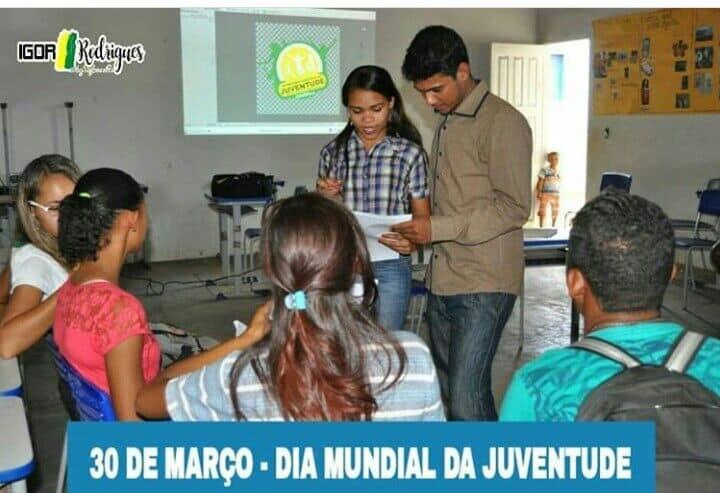 No dia da juventude secretário fala da representatividade jovem na cidade de corrente